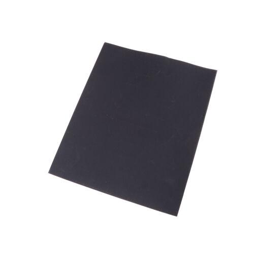 "9/""x11/"" Abrasive Paper Sandpaper Wet Dry Tool 180-2000 GRIT MS 1pc 230mm*280mm"