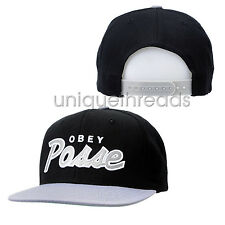 Men's OBEY POSSE SNAPBACK HAT Cap