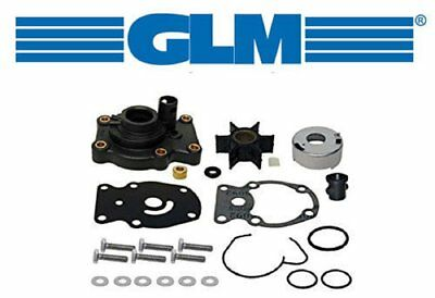 """GLM 12102 Johnson Evinrude Outboard Water Pump Kit 20/"""" Shaft rep 5001594"""