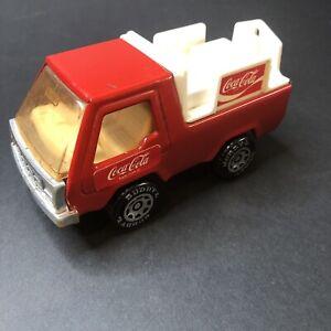 Vintage-Buddy-L-Coca-Cola-Pressed-Steel-Delivery-Truck-1982-no-Coke-Bottles-B