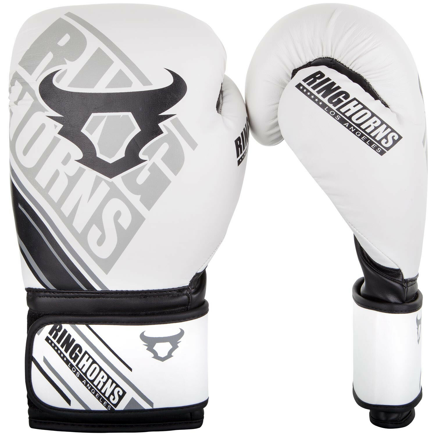Ringhorns Nitro Nitro Ringhorns by Venum Boxing Gloves Sparring 10 12 14 16oz Weiß 647450