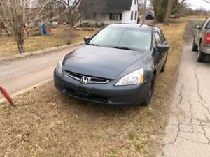 2003 Honda Accord for sale
