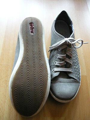 Rieker Schuhe Damen Halbschuhe Sommer größe 40