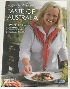 TASTE-OF-AUSTRALIA-Lyndey-Milan-Cooking-DVD-All-Regions