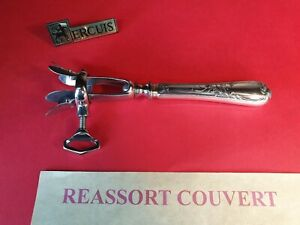 Sleeve-Gigot-Ercuis-of-Barry-19-cm-Very-Beautiful-Condition-Metal-Silver