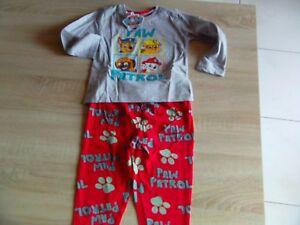 372665b67502d ... Pyjama-ENFANT-PAT-PATROUILLE-NICKELODEON-TAILLE-4-ANS