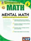 Mental Math Grade 6 Level 5 Strategies and Process SK Singapore Asian PA