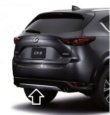 2017 Mazda CX-5 Rear Bumper Trim with Trailer Hitch already installed KB8WV3300