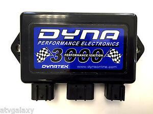 dynatek dyna 3000 cdi ecu suzuki intruder 1500 1999 2004 d3k3 4 rh ebay com CDI Box Wiring Diagram 4 Pin CDI Wiring Diagram