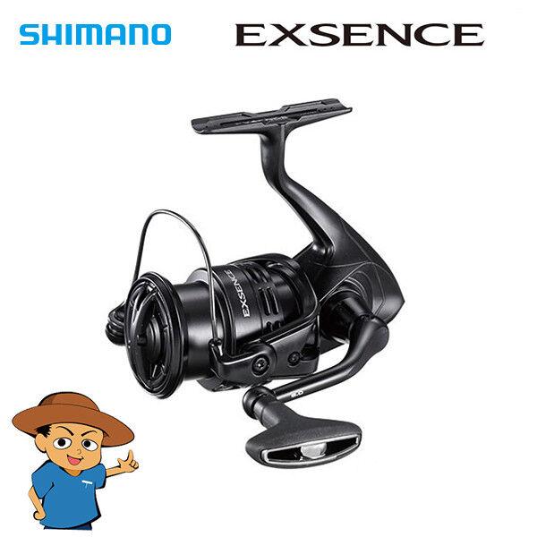 Shimano EXSENCE C3000MHG fishing spinning reel 2017 model
