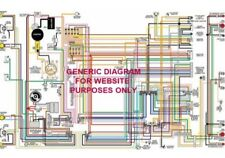 s l225 bmw 2002 tii 1974 1976 color wiring diagram 11x17 ebay