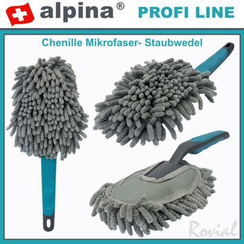 Chenille Microfaser Rundbürste Reinigungs Bürste Felgenbürste Waschbürste Schwam