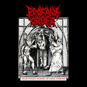 PROFANE-ORDER-Tightened-Noose-of-Sanctimony-CD