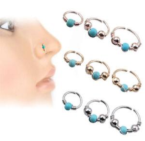 Nose-Ring-Stud-Eyebrow-Cartilage-Tragus-Septum-Helix-Lip-Ear-Cuff-Hoop-Piercing