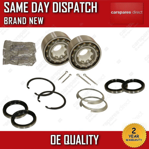 // RAV 4 MK1 X2 FRONT WHEEL BEARING KIT 1983-2000 *NEW* V2 // TOYOTA CAMRY V1