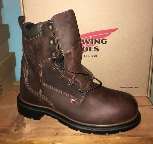 RED WING 400 WATERPROOF WORK BOOTS 100