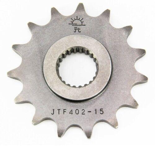 JTF402.15 JT Sprockets Steel Front Sprocket 15T