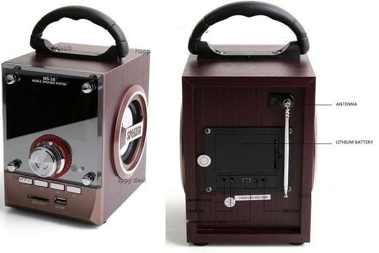 Gifts! Mobile Multimedia Speaker