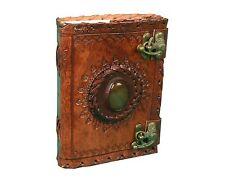 Handmade Leather Journal Diary Folder Day Organizer Planner blank Book