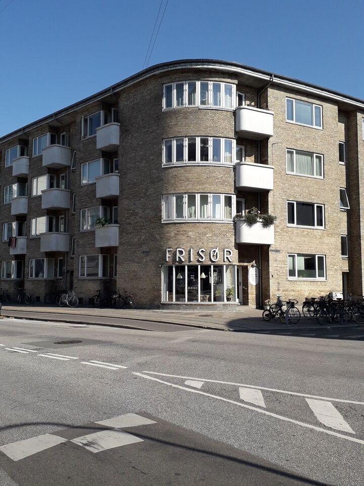 2100 2 vær. andelslejlighed, 61 m2, Bellmansgade 14 1.th.
