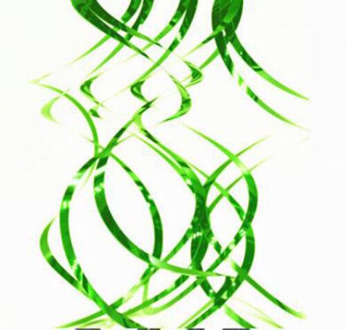 Suspension Spirale des tourbillons Anniversaire Mariage Plafond Décoration fêtes fournitures Garland