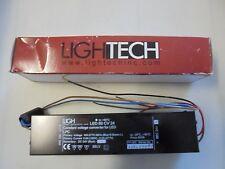 Transformer 60W 24VDC LED-60 LIGHTECH 120V-277V