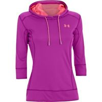 Under Armour Women's Armour Guard Hoodie - Color - Strobe / Cerise -