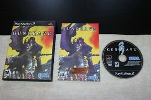 Gungrave-Sony-PlayStation-2-2002-Complete-amp-Tested