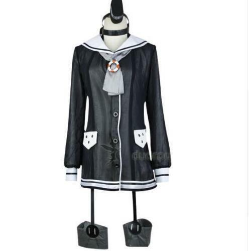 Kantai Collection Amatsukaze Black Dress Female Cosplay Costume!Q22 Anime