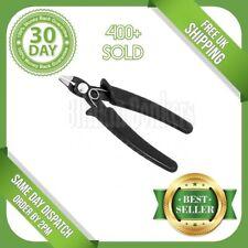Side Cutter Precision Wire Snip 127mm Flush Mini Steel Plier Cable Clipper Craft