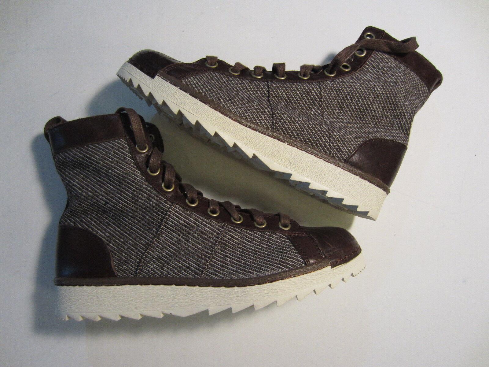 NEW Adidas Superstar Jungle Originals B35228 mens high boot shoe B35228 Originals Braun 7 - 13 58ce0d