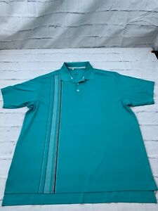 Adidas Clima Cool Men's 2XL Golfing Short Sleeves Active Wear Polo Dress Shirt