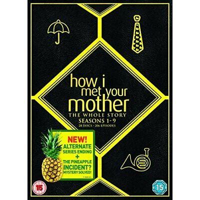 How I Met Your Mother - Season 1-9 (DVD) Josh Radnor, Jason Segel
