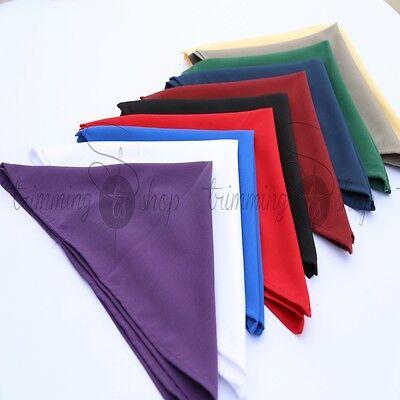 Polyester Cotton Napkins for Wedding Table Cloth Linen Dinner Napkin 10-100pcs