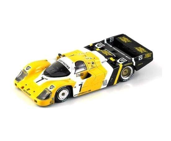 PORSCHE 956 B Long Tail n7 WINNER 24 H LM 1984 s0998 Spark 1 43 new in a Box