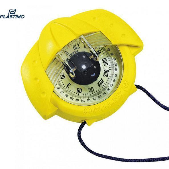 Iris 50 Handbearing Compass Plastimo Yellow