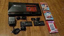 Japanese Sega MASTER SYSTEM MarkIII Game Console System Bundle MK2000 US SELLER!