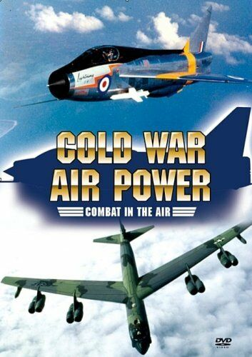 Cold War Air Power - Combat in the Air (New DVD) Aviation Aircraft Lightning F-4