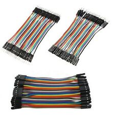 Dupont Wire Male To Male Male To Female Female To Female Jumper Cable 120x10cm 5