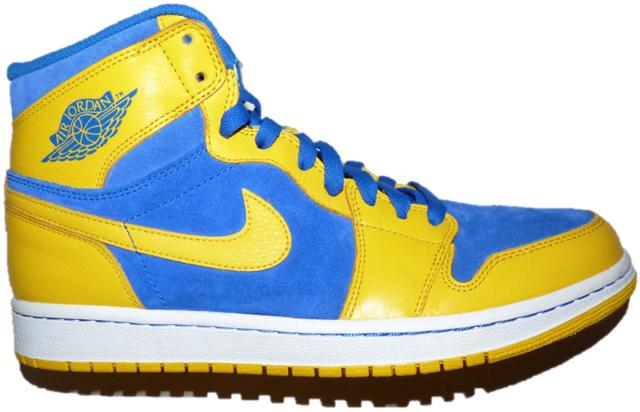 Size 9 - Jordan 1 Retro High OG Laney 2013 for sale online   eBay