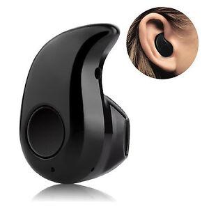 Mini Wireless Bluetooth Stereo In-Ear Earphone Headphone Handy Headset Earbud