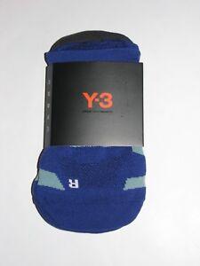 03b7d79e96237 adidas Y-3 Invisible Tech Socks Purple Green Mens SMALL (2.5-4) NEW ...