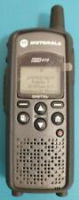 Mint Motorola Dtr410 Digital On Site Portable 2 Way Radio 900mhz Walkie Talkie
