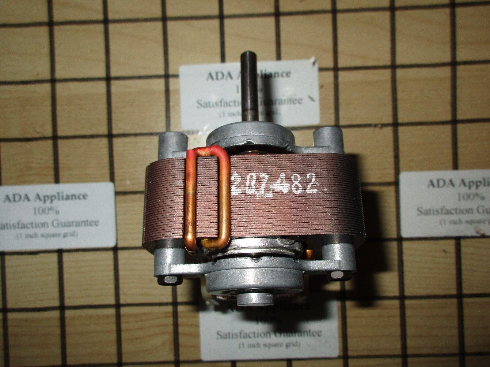 Jenn Air MW Fan Motor 01110029 W  SATISF GUAR & FREE EXPD SHIPPING