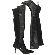 Russell Bromley STUART WEITZMAN Women's Long Boots Size36,5 UK3,5