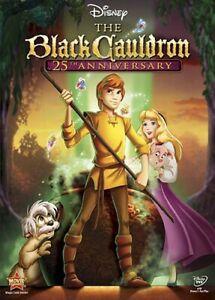 The Black Cauldron DVD 2010 25th Annivesary Special Edition Disney Taran NEW