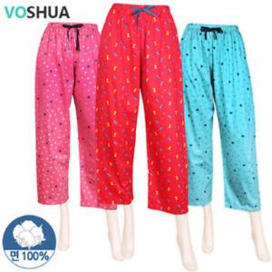 Cotton-Sleep-Pants-Pure-Cotton-Pajama-bottoms-for-women-Cotton-Sleepwear-pajama
