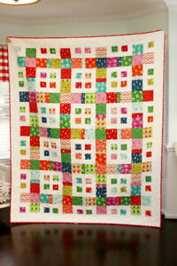 Quilt Pattern Layer Cake Charm Squares Or Fat Quarters