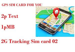 NEW-o2-2G-Sim-Card-for-GPS-Tracking-Device-Tracker-GSM-Car-Pet-Child-Personal-O2