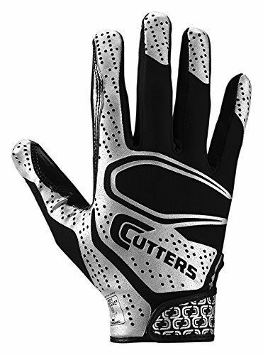 Cutters S451 Rev 2 Football Receiver Gloves Youth Large Ebay